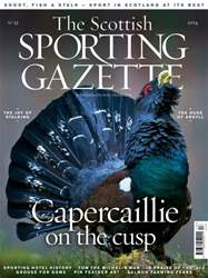 Scottish Sporting Gazette 2014 issue Scottish Sporting Gazette 2014