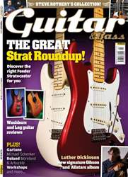 Guitar & Bass Magazine February 2014 issue Guitar & Bass Magazine February 2014