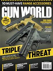 Gun World Magazine Cover