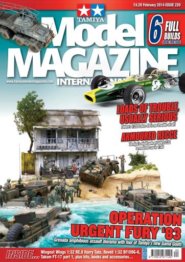 Tamiya Model Magazine Digital Issue