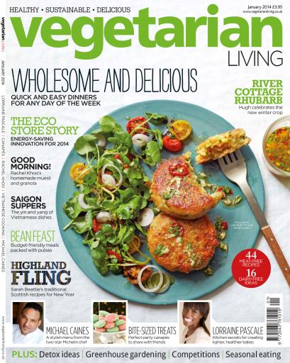 Vegetarian Living Digital Issue