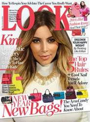 Look Magazine Cover