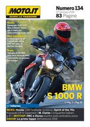 Moto.it Magazine 134 issue Moto.it Magazine 134