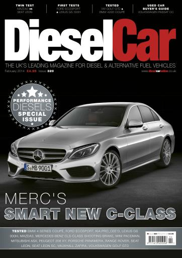 Diesel Car Preview