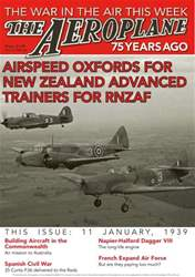 *17 Airspeed Oxfords for New Zealand Advanced Trainers for RNZAF issue *17 Airspeed Oxfords for New Zealand Advanced Trainers for RNZAF