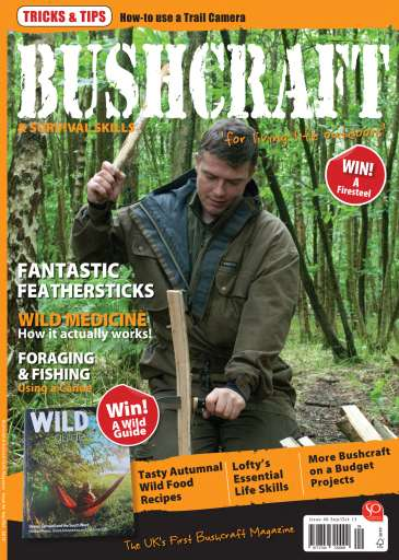 Bushcraft & Survival Skills Magazine Preview