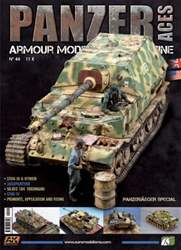 Panzer Aces 44 English issue Panzer Aces 44 English