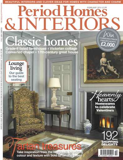 Title Cover Preview British Period Homes Preview