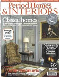 Classic Homes issue Classic Homes