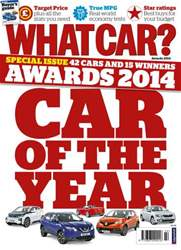 What Car Awards 2014 issue What Car Awards 2014
