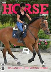 The Horse Magazine February 2014 issue The Horse Magazine February 2014