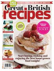 Great British Recipes issue Great British Recipes