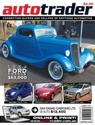 Autotrader 1134 issue Autotrader 1134
