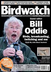 Bill Oddie edits February 2014 issue Bill Oddie edits February 2014