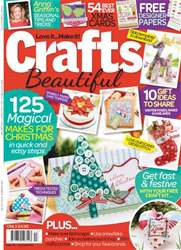 Crafts Beautiful Magazine Cover