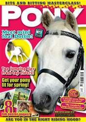 Pony Magazine March 2014 issue Pony Magazine March 2014