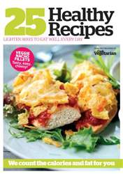 25 Healthy Recipes issue 25 Healthy Recipes