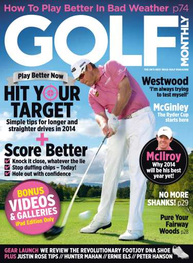 Golf Monthly Preview