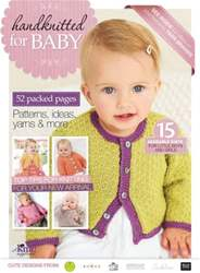 Handknitted For Baby Volume One issue Handknitted For Baby Volume One