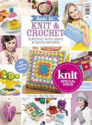 Knit & Crochet for Beginners issue Knit & Crochet for Beginners