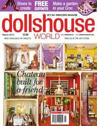 Dollshouse World Issue 258  issue Dollshouse World Issue 258