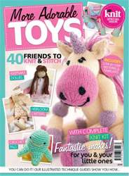 More Adorable Toys issue More Adorable Toys