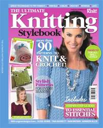 Knitted Style Collection Vol. 4 issue Knitted Style Collection Vol. 4
