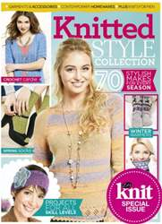 Knitted Style Collection issue Knitted Style Collection