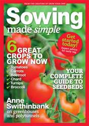 Sowing Made Easy issue Sowing Made Easy