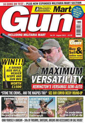 Gunmart Preview