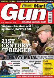 Gunmart Magazine Cover
