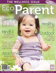 Ecoparent Magazine Magazine Cover