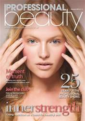 Professional Beauty February 2014 issue Professional Beauty February 2014