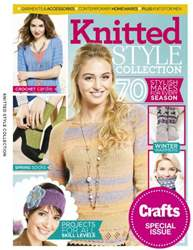 Knitted Style Collection V5 issue Knitted Style Collection V5