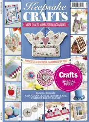 Keepsake Crafts issue Keepsake Crafts