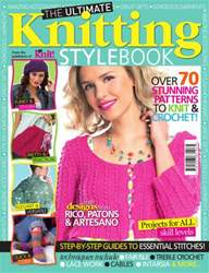 Knitting Style issue Knitting Style