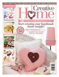 Creative Home issue Creative Home
