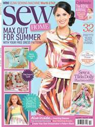 Sew Magazine Cover