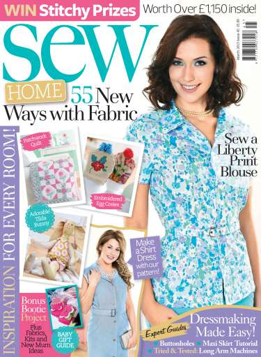 Sew Digital Issue
