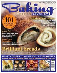 Baking Heaven Savoury issue Baking Heaven Savoury