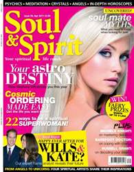 Soul & Spirit Magazine Cover