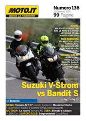 Moto.it Magazine 136 issue Moto.it Magazine 136