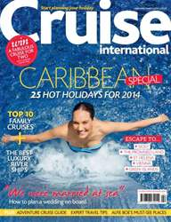 Cruise International Magazine Cover
