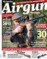 Sporting Airgun Handbook Vol.6 issue Sporting Airgun Handbook Vol.6