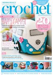 Inside Crochet Magazine Cover