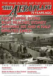 *19 First Flying Boat Reaches Sydney Early! issue *19 First Flying Boat Reaches Sydney Early!