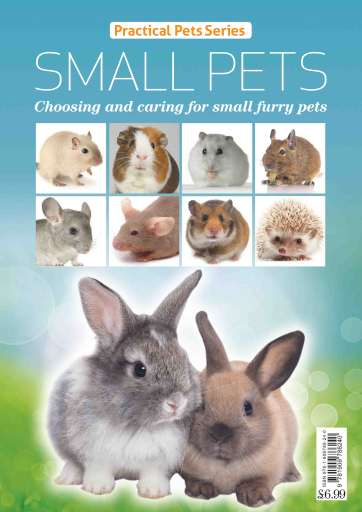 Small Furry Pets Preview