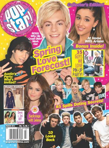 Popstar Magazine  Mar 2014 Subscriptions  Pocketmags