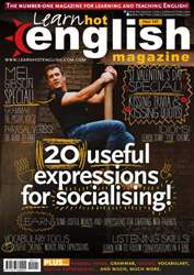 Learn Hot English 141 February  issue Learn Hot English 141 February