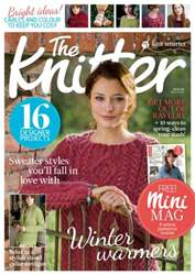 The Knitter Magazine Cover